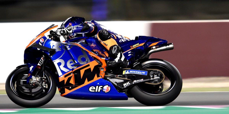 """Miguel Oliveira: """"La KTM necesita ser pilotada al estilo Márquez"""""""