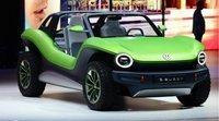Debuta en New York el Volkswagen ID Buggy