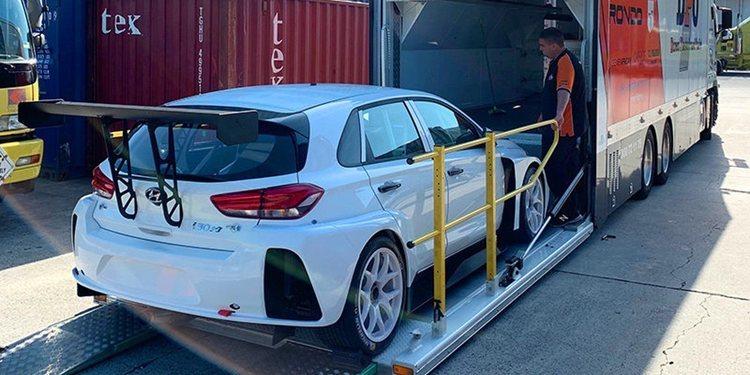 Un nuevo Hyundai i30 N TCR para Australia