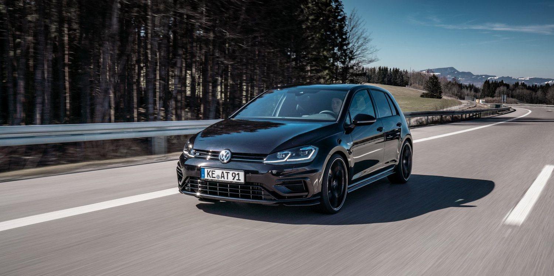El Volkswagen Golf R de ABT