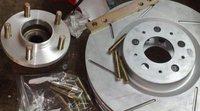 Todo sobre el sistema de frenos de disco, primera parte