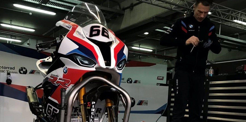"""Tom Sykes: """"BMW ha hecho un trabajo fantástico con la electrónica"""""""
