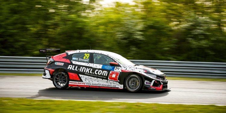 Münnich Motorsport marca el ritmo en Hungaroring
