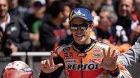 Márquez podría igualar el récord de Valentino Rossi