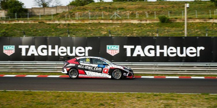 Los Honda de Münnich Motorsport siguen marcando el paso