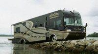 El increíble Terra Wind, un autobús anfibio