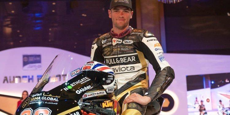 Jake Dixon será baja en el Circuito de Jerez