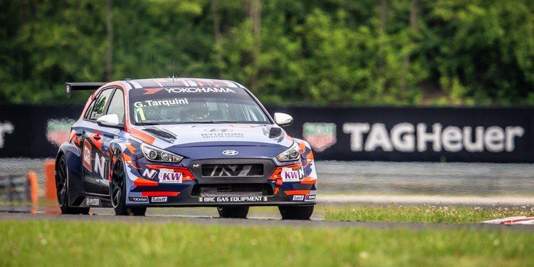 Doblete de BRC Racing para cerrar la Ronda 2 en el Hungaroring