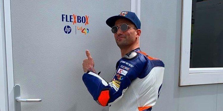 Mattia Pasini sustituirá a Dixon en Jerez