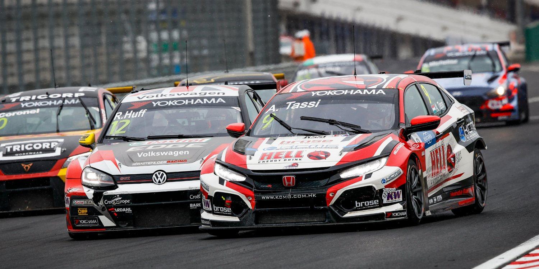 """Attila Tassi: """"Era frustrante que los otros Honda fuesen medio segundo más rápido"""""""