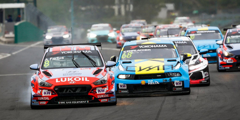"""Augusto Farfus: """"Estoy aprendiendo del coche y del campeonato todavía"""""""