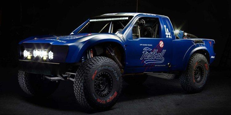 Ford F-150 Raptor Fastball propiedad de Bobby Patton