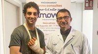 Leandro Mercado aplaza su regreso a Jerez