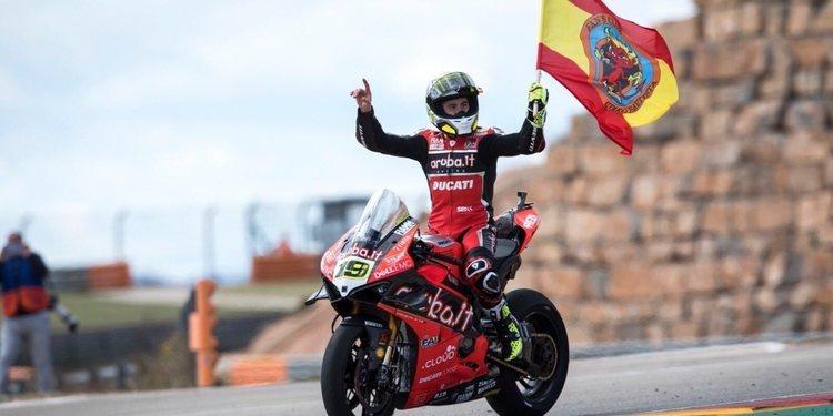 """Álvaro Bautista: """"Con esta Ducati puedo vencer a cualquiera"""""""