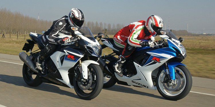 Los cascos de motocicletas según su tipo