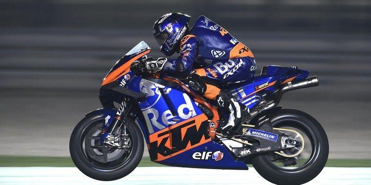 Miguel Oliveira seguirá en KTM hasta 2020