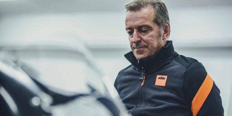 """Poncharal: """"Miguel dijo que su objetivo era ser el mejor piloto de KTM"""""""