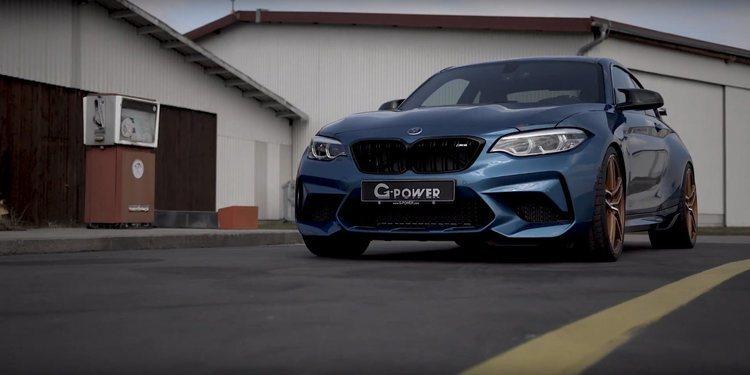 El BMW M2 Competition de G-Power