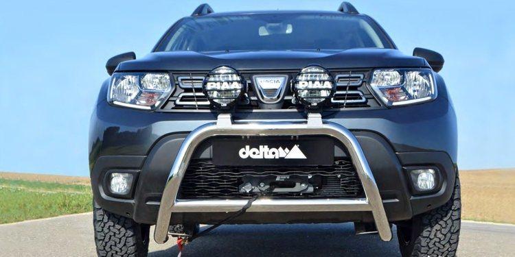 El Dacia Duster de Delta