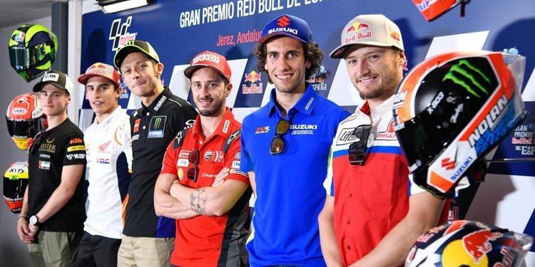Arranca el GP de Jerez: Hablan sus protagonistas
