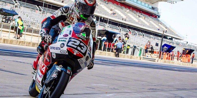 El dúo SIC58 Squadra Corse, los más rápidos en Jerez