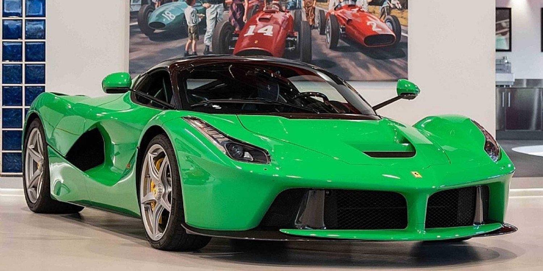 En Venta Un Ferrari Propiedad Jay Kay Motor Y Racing