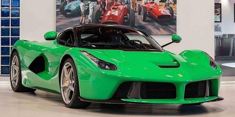 En Venta un Ferrari propiedad Jay Kay