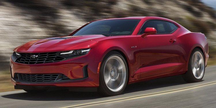 Chevrolet anunció mejoras para el modelo Camaro 2020
