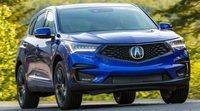 Acura anunció mejoras y precios para el RDX 2020