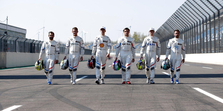 BMW Motorsport afronta el DTM con una sólida alineación