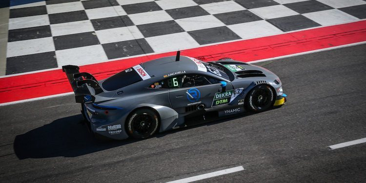 Daniel Juncadella afronta su sexta temporada en la nueva era del DTM