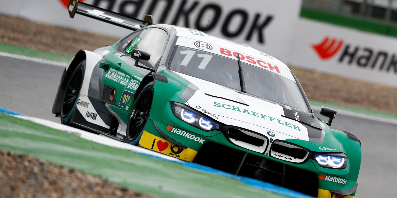 Marco Wittmann logra la pole sobre la lluvia de Hockenheim