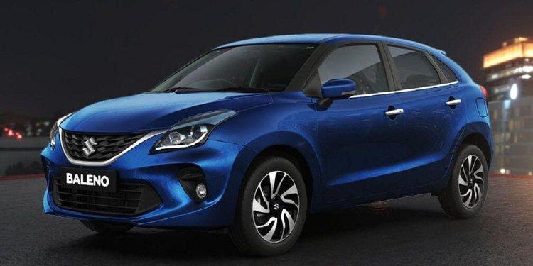 Nuevo Toyota Glanza para la India