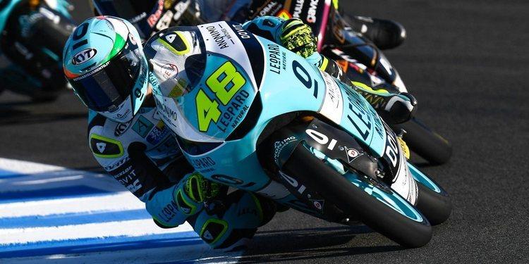 Primera pole de su carrera para Lorenzo Dalla Porta