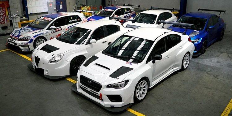 Primer asiento de los Subaru adjudicado