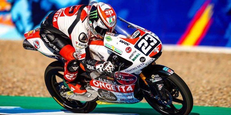 Niccolò Antonelli gana en Jerez