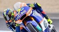 Baldasarri: tres victorias de cuatro y más líder del Mundial de Moto2
