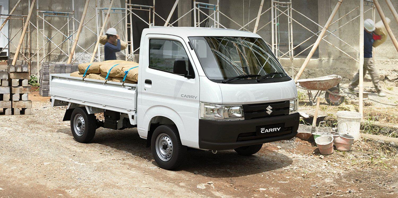 Nuevo Suzuki Carry para el mercado Asiático - Motor y Racing
