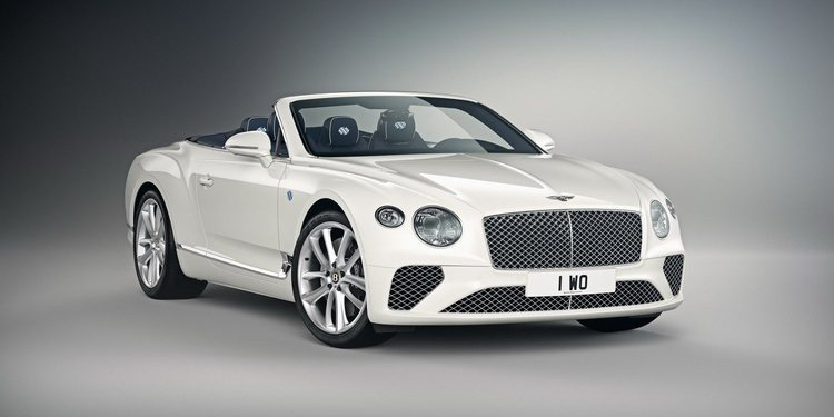 Bentley Bavaria Edition
