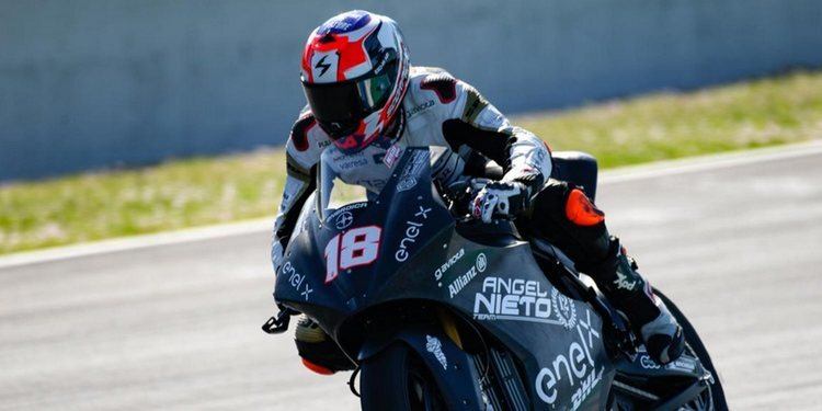 """Nico Terol: """"Estoy listo para el campeonato de MotoE"""""""