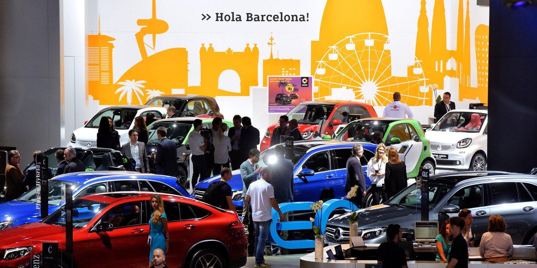 El Salón del Automóvil de Barcelona celebra 100 años de vida