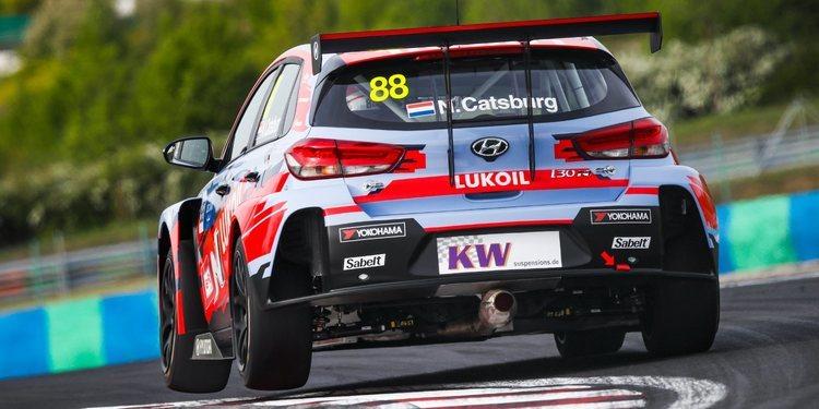Doblete de BRC Racing para la primera Carrera en Eslovaquia