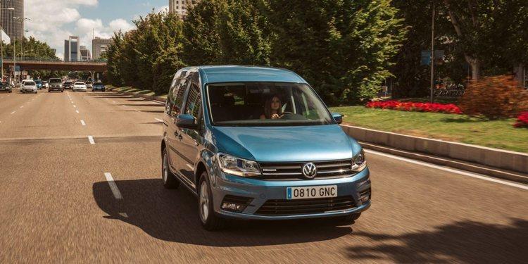 Volkswagen Caddy GNC, una opción inteligente