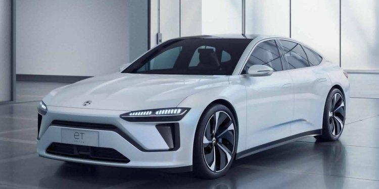 El NIO ET se convertirá en el rival del Tesla Model 3