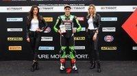 Mika Pérez logra la pole en Imola