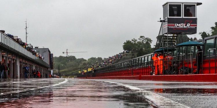 La Race2 de SBK y la carrera de SSP300, canceladas