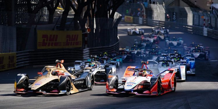Eprix de Mónaco 2019, incidencias