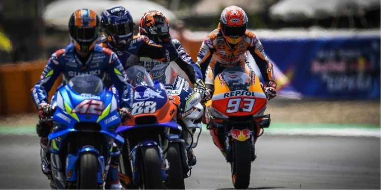 Horarios del Gran Premio de Francia 2019