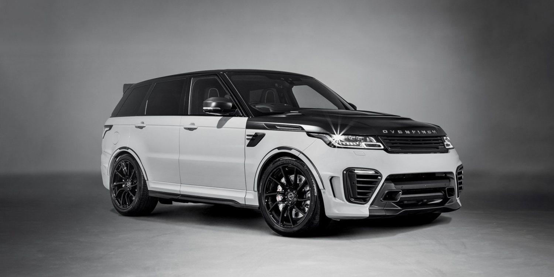 Range Rover Sport SVR de Overfinch
