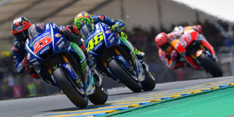 Mirada al pasado: Le Mans 2017, Viñales se impone en un duelo épico entre las Yamaha